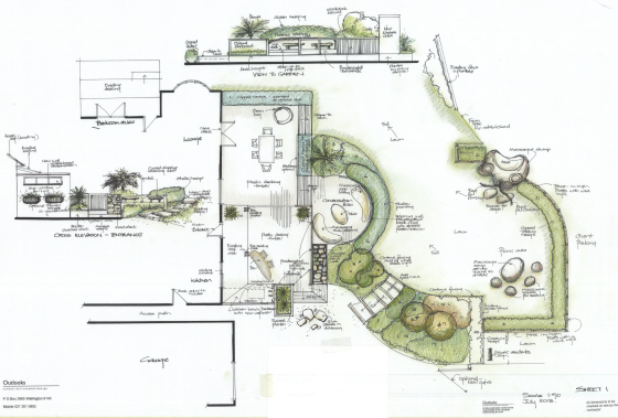 Landscape design and construction valley landscape for Landscape design and construction